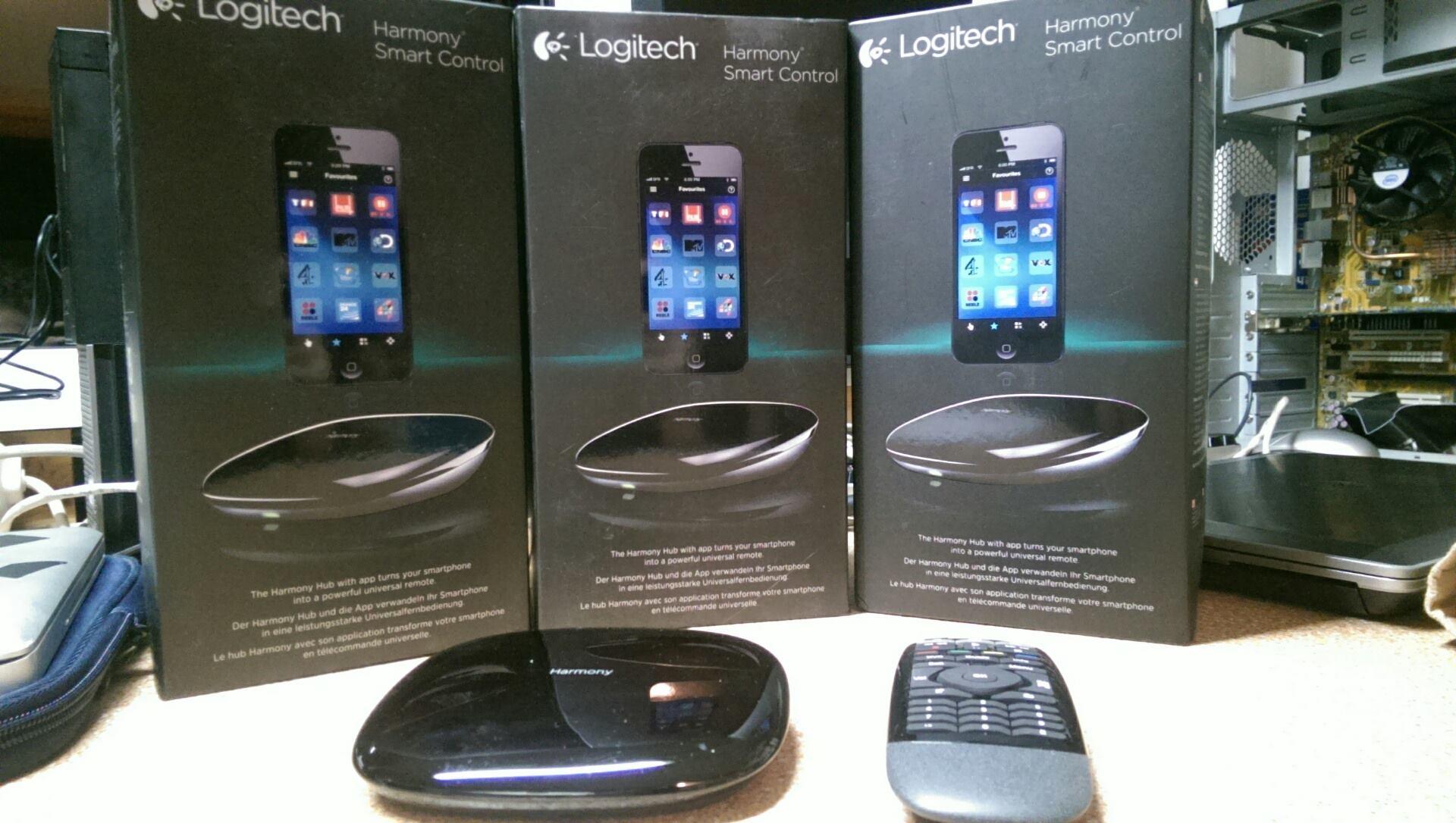 AANBIEDING: Logitech Harmony Smart Control